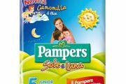 Pampers Pannolini Sole&Luna