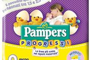 Pampers Pannolini Progress