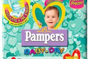 Pampers Pannolini Baby Dry